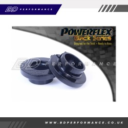 Powerflex Rear Spring Upper Isolator PFR19-2030BLK