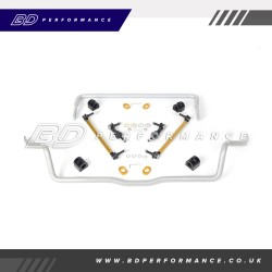 Whiteline Focus ST MK2 Front and Rear Sway Bar Kit BFK003