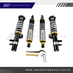 Whiteline Focus RS MK3 MAXG Front and Rear Coilovers MG1-FRD008