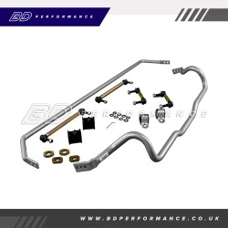 Whiteline Focus RS MK3 Front and Rear Sway Bar Kit BFK009