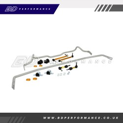 Whiteline Front and Rear Sway Bar BMK012