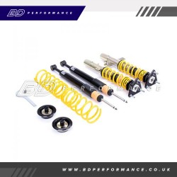 KW ST Coilovers ST XTA Galvanized Steel (adjustable damping with top mounts) Focus MK2 RS