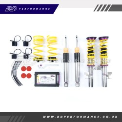 KW Coilover Variant 3 inox - Focus MK3 RS