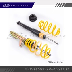 KW ST Coilovers ST X Galvanized Steel (with fixed damping) Focus MK3 ST