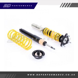 KW ST Coilovers ST XTA Galvanized Steel (adjustable damping with top mounts) Focus MK3 ST
