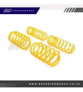 KW ST Lowering Sport Springs - Focus MK3 RS