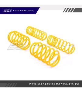 KW ST Lowering Sport Springs - Fiesta ST180