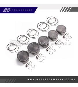 Focus MK2 ST/RS MAHLE Motorsport 83mm Piston Set (NOT Mountune)
