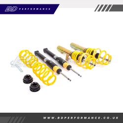 KW ST Coilovers ST X Galvanized Steel (with fixed damping) Fiesta ST180