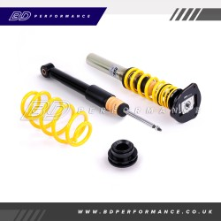 KW ST Coilovers ST XTA galvanized steel (adjustable damping with top mounts) Fiesta ST180