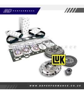 Block Mod & LUK RS Clutch Kit Workshop Completed (Focus ST225)