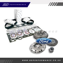 Block Mod & Genuine Ford RS Clutch Kit Workshop Completed (Focus ST225)