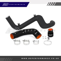 Ford Focus RS MK3 Mishimoto Hot-Side Intercooler Pipe Kit