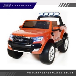Ford Ranger Wildtrak 2017 Licensed 4WD 24V* Battery Ride On Jeep