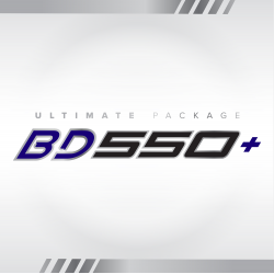 BDP Ultimate 550+ Package - Focus MK2