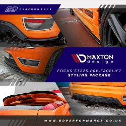 Maxton Design Focus ST225 - Pre-Facelift Styling Package