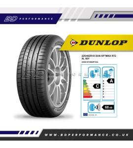 Dunlop Sportmaxx RT2 225/40/18 Tyre