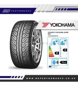 Yokohama Advan Neova AD08R 225/40/18 Tyre