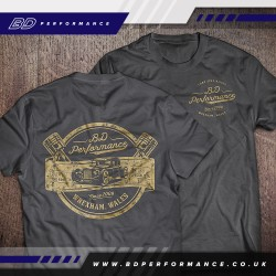 BD Performance Vintage T-Shirt