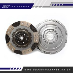 RTS Ford Focus ST3 Clutch kit (Twin Friction Design)