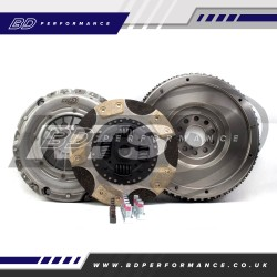 Ford Focus MK2 Twin Friction Clutch Kit & SMF