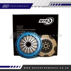 RTS Ford Fiesta ST180 Twin friction Clutch Kit