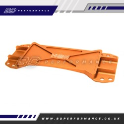 SUMMIT REAR LOWER MIDDLE 4-POINT ALUMINIUM FORGED SOLID ALLOY EXHAUST TUNNEL BODY CHASSIS BRACE