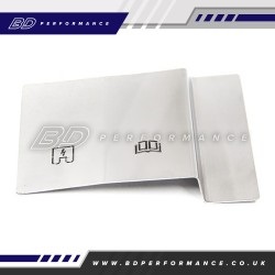 AUTOSPECIALISTS FUSE BOX COVER FOR FIESTA MK8