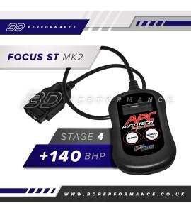 APC Tune Stage 4 Ford Focus ST Mk2