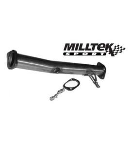 "Ford Focus ST Milltek 3"" Decat Pipe"