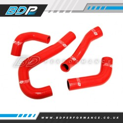 BDP Ford Fiesta Mk6 1.6 TDCI Turbo Boost Hose Kit
