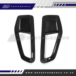 AutoSpecialists WRC Style Bonnet Vents for Focus MK2 Facelift inc RS