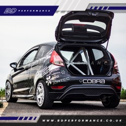 CLUBSPORT BY AUTOSPECIALISTS BOLT IN REAR CAGE FOR FIESTA ST180/200