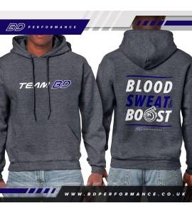 Blood, Sweat & Boost Hoodie