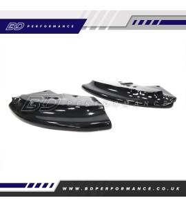 VUDU Rear Spat Splitters - Ford Fiesta ST & Ecoboost