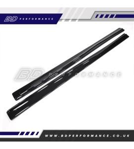 VUDU Side Skirt Splitters - Ford Fiesta ST180 & Ecoboost