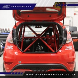 VUDU Bolt In Rear Roll Cage - Ford Fiesta ST 180 / 1.0 EcoBoost