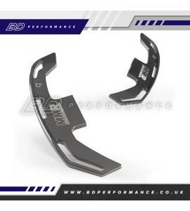 MMR Performance Billet Aluminium Gear Shift Paddle Set - BMW E92 M3