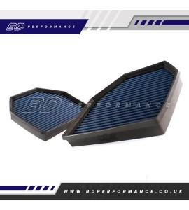 BMW S55/S63 FX Cotton Panel Air Filter - MMR Performance