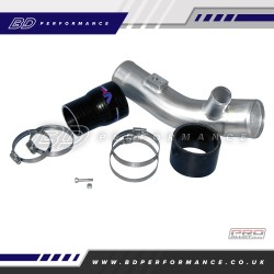 Pro Alloy FOCUS ST225 COLD SIDE PIPE - BIG POWER