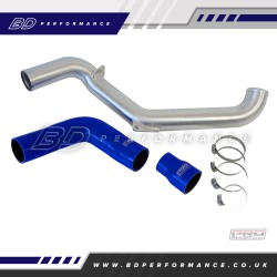 Pro Alloy FOCUS RS MK2 BOOST PIPE KIT - BIG POWER