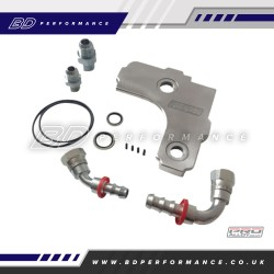 Pro Alloy FOCUS RS Mk2 OIL BREATHER PLATE