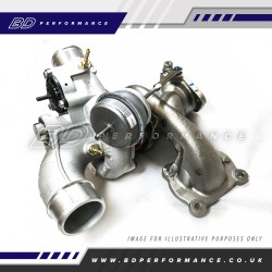 Focus RS Mk3 Turbocharger - Fully Reconditioned