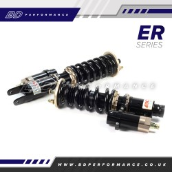 Ford Focus ST Mk2 BC Racing Coilovers ER Series