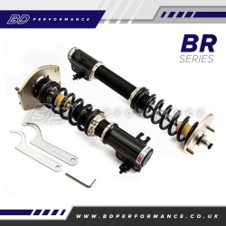 Ford Focus RS BC Racing BR Coilover Kit (2009-2012)
