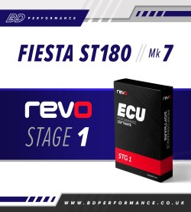 REVO Stage 1 - ST180 Remap