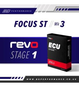 REVO Stage 1 - Focus ST250 MK3