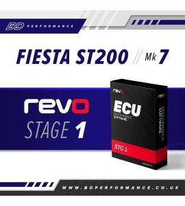 REVO Stage 1 - ST200 Remap