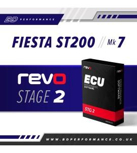 REVO Stage 2 - ST200 Remap