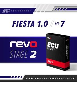 Fiesta MK7 1.0T Ecoboost REVO Stage 2